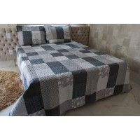 Colcha king Patchwork